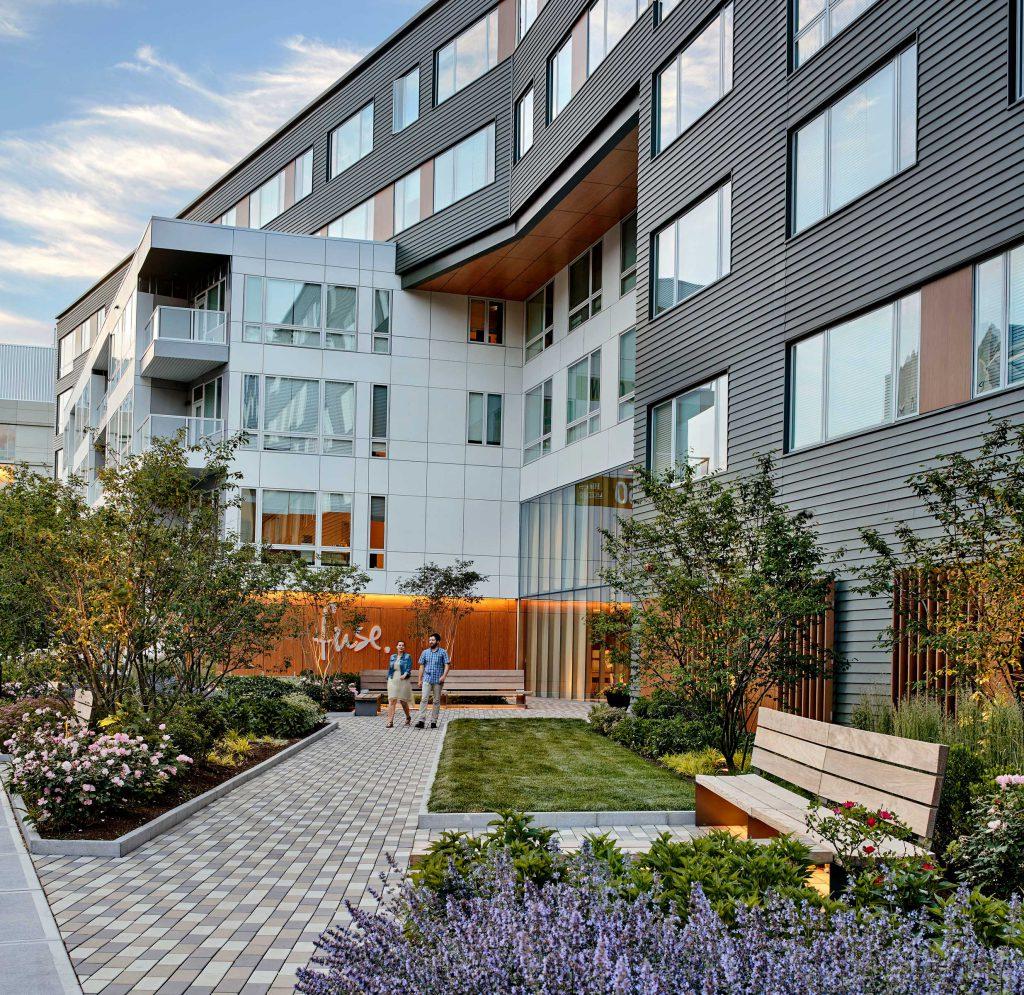 Cambridge Park Apartments: DiMella Shaffer